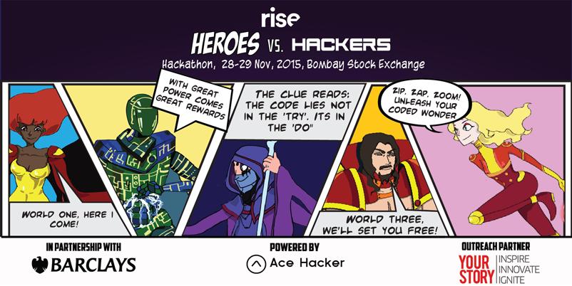 Heroes Vs Hackers