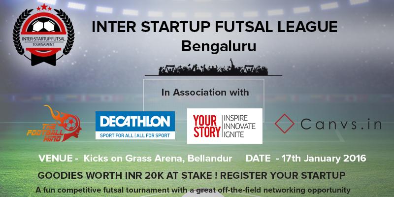 Inter Startup Futsal League